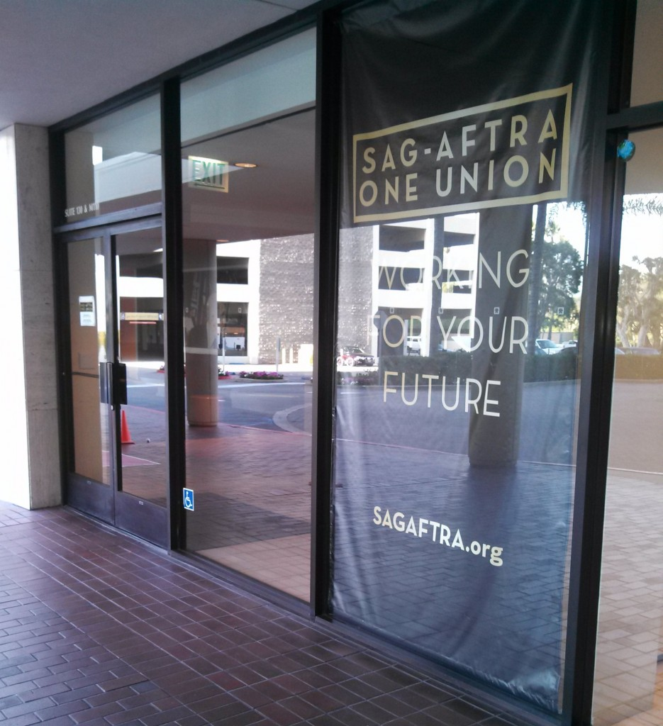 SAG-AFTRA | One Union for Actors and Personalities